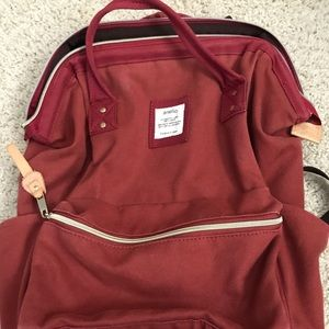 Anello Red Backpack